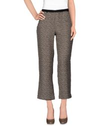 077 - Casual Pants - Lyst