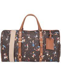 MICHAEL Michael Kors Travel Duffel Bags - Brown