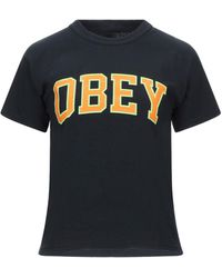 Obey - T-shirts - Lyst