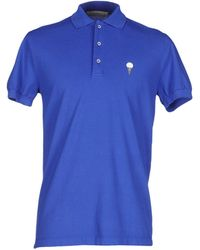 Mauro Grifoni Poloshirt - Blau