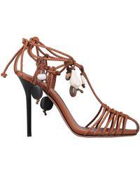 Altuzarra Sandale - Mehrfarbig