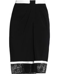 Vionnet - 3/4 Length Skirt - Lyst