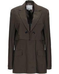 3.1 Phillip Lim Suit Jacket - Green