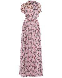 Valentino Langes Kleid - Pink