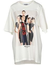 Jeremy Scott T-shirts - Weiß