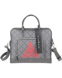 John Richmond Handbag - Grey