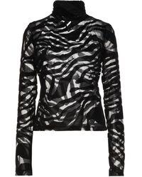 Just Cavalli Camiseta - Negro
