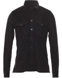 Windsor. Shirt - Black