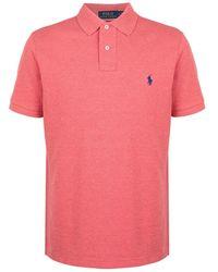 Polo Ralph Lauren Polo Shirt - Pink