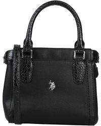 U.S. POLO ASSN. Handbag - Black
