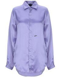 DSquared² Camisa - Morado