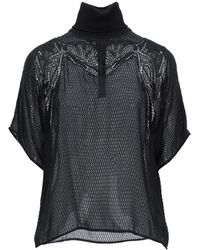 Carven Blouse - Black