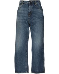 TRUE NYC Denim Pants - Blue