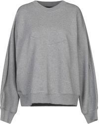 Cedric Charlier Sweatshirt - Grey