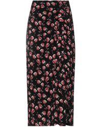 be Blumarine Long Skirt - Black