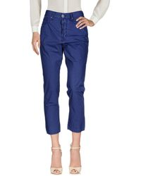 Roy Rogers Pantalones - Azul
