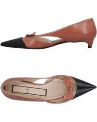 N°21 - Ballet Flats - Lyst