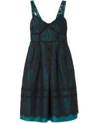 Draper James Knee-length Dress - Black