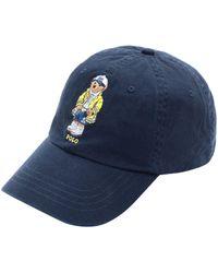 Polo Ralph Lauren Chapeau - Bleu