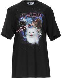 MSGM T-shirt - Black