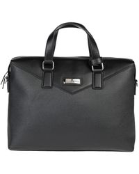FERRE' COLLEZIONI Work Bags - Black