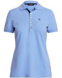Lauren by Ralph Lauren Polo Shirt - Blue