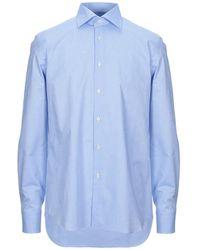 Zanetti 1965 Camicia - Blu
