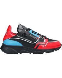 Ermanno Scervino Sneakers - Rouge