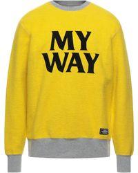 Neighborhood Sweatshirt - Yellow