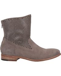 FRU.IT Ankle Boots - Gray