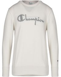 CHAMPION x PAOLO PECORA Pullover - Blanco