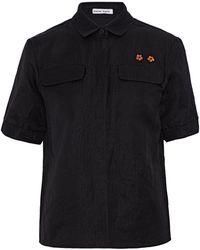 Tomas Maier Shirt - Black