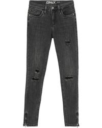 ONLY - Jeanshose - Lyst