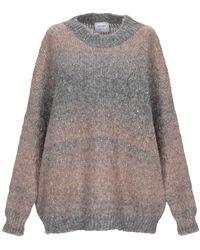 Snobby Sheep Pullover - Grau