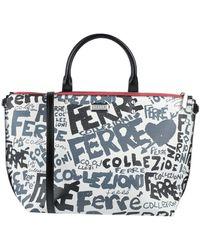 FERRE' COLLEZIONI Handtaschen - Weiß