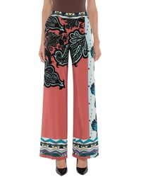 Etro Casual Trousers - Pink