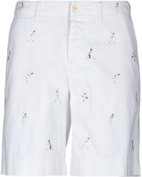 Polo Ralph Lauren Bermuda - Blanc