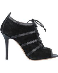 Emporio Armani Shoe Boots - Black