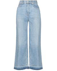 10 Crosby Derek Lam Pantaloni jeans - Blu