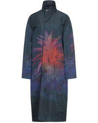 Paul Smith Overcoat - Blue