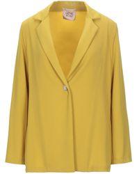 MÊME ROAD Suit Jacket - Yellow