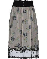COACH 3/4 Length Skirt - Pink