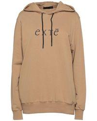 Exte Sweatshirt - Brown
