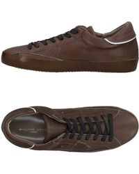 Philippe Model Sneakers & Tennis basses - Marron