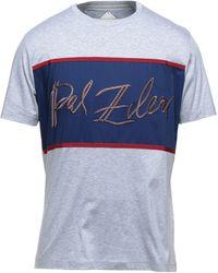 Pal Zileri T-shirts - Grau