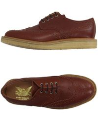 Mark McNairy New Amsterdam Lace-up Shoe - Brown