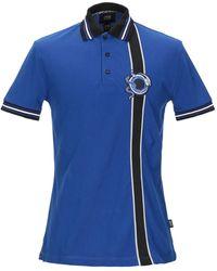 Class Roberto Cavalli Polo Shirt - Blue