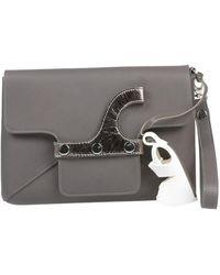 Malloni Handtaschen - Grau