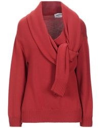 Monse Pullover - Rouge