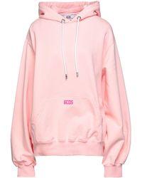 Gcds Sweat-shirt - Rose